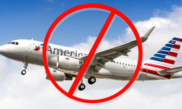 OTRA VEZ AMERICAN AIRLINES